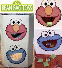 Diy Bean Bag Toss Game Crafts How To Repurposing Upcycling