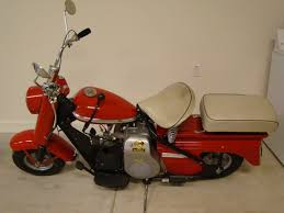 1959 Cushman Super Eagle 350cc 8 Bhp