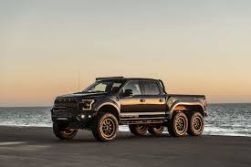100 Ford Truck Concept Hennessey VelociRaptor 6X6 Hennessey Performance