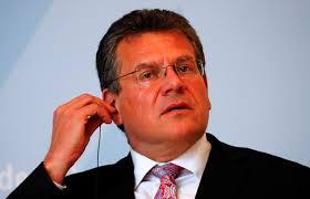 100 Sefcovic Slovakias Announces Bid To Head European Commission Reuters