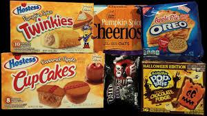 Pumpkin Spice Mms Canada by Halloween Taste Test Pop Tarts Oreos M U0026ms Cheerios Hostess