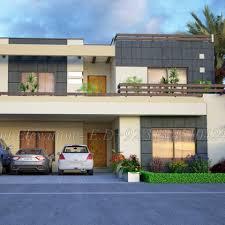 100 Designing Home 3D Front Elevation Exterior Facebook