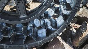 Polaris Airless Tires To Go On Sale Next Month [video]   Motor1.com ... Airless Tires For Cars And Trucks Atv Best Michelin Tweel Technologies Expands Its Line Of Radial Japanese Brand The Of 2018 This Awardwning Technology The Michelin X Tweel Turf Airless Way Future Sale Reifen Export Import 11r225 Hot In Suppliers And Manufacturers At Pirelli Unveils New R01 Truck Tyres For Europe Tyre Asia Skid Steer Tire Retreaded News From You Can Now Buy Magical Drive Polaris Ranger W 4 Damaged Still Cruising Youtube