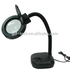 Electrix Desktop Magnifying Lamp 3 Diopter by Fine Design Lamp With Magnifying Glass Excellent Ideas Maxiaids