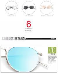 großhandel herren marken sonnenbrillen designer damen sonnenbrillen fashion retro mirror sonnenbrillen oculo de sol feminino 8229 fincek007