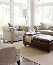 Alessia Leather Sofa Living Room by Macy U0027s Living Room Furniture Alessia Leather Sofa Living Room
