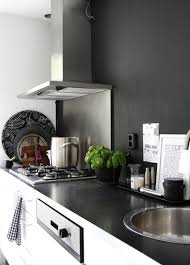 190 Best Black And White Kitchens Images On Pinterest