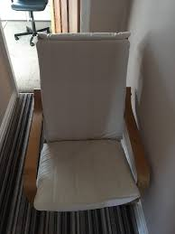 Poang Rocking Chair For Breastfeeding by Ikea Poang Armchair Nursing Chair In Sale Manchester Gumtree