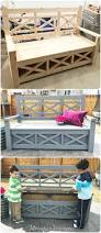 One Diy Bench Done Over 100 Different Ways Tamara U0027s Joy