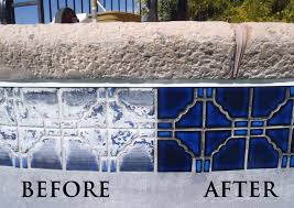 simi valley pool tile cleaning and repair