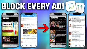 BEST AD BLOCKER FOR iPHONE BLOCK EVERY AD FREE NO JAILBREAK