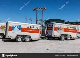 100 Largest U Haul Truck Kokomo Circa May 2017 Moving Rental Location