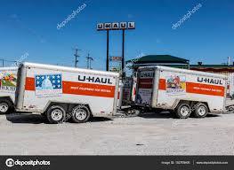 100 Truck Moving Rentals Kokomo Circa May 2017 UHaul Rental Location