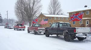100 Rebel Flag Truck West Salem Students Force Freedomofspeech Showdown With Display Of