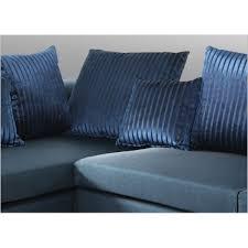 cap canapé canapé d angle gauche convertible design cap tissu bleu