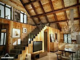 100 Chalet Moderne Decoration Bois Interieur Maison New Stunning Decoration Interieur