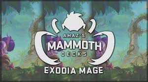 Amaz Deck List amaz u0027s mammoth decks exodia mage guide youtube