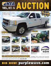 SOLD! October 16 Kansas Turnpike Authority Auction | PurpleW...