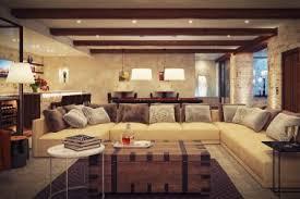 Modern Rustic Living Room Design Id