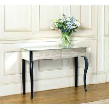 mirrored console tables ebay uk mirror table ireland entryway set