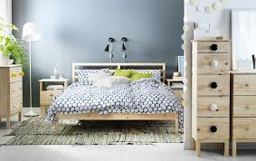 Recent Popular Scandinavian Bedroom Style Ideas With Raw Materials Image 01