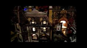 Lemax Halloween Village Displays by Lemax Spooky Town Display For 2014 Youtube