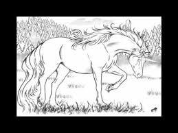 An Amazing World Of Horses 2 Mystical Coloring Book Samantha Covington