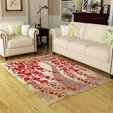 dmgy moderner luxus teppich für wohnzimmer reaktivfärben