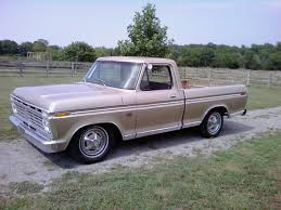 100 1974 Ford Truck Finaly Got The 74 Lowered Enthusiasts Forums