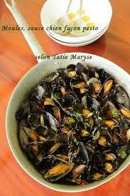 comment cuisiner des moules surgel馥s les moules au pesto antillais pour de nouvelles saveurs