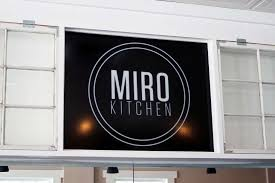 At Miro Kitchen a fresh recipe for dining is on the menu