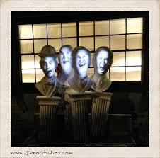 Singing Pumpkins Projector Setup by Halloween Fun Vs Scary U2013 Jpro Studios