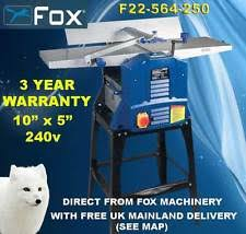 Used Woodworking Machinery Ebay Uk by Planer Thicknesser Saw Ebay