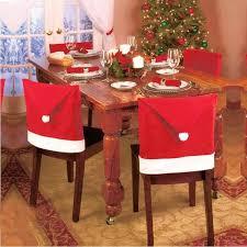 großhandel weihnachtsdekoration weihnachten stuhlhussen hotel stuhl rückenlehne kissenbezüge dekor für weihnachten esszimmer stuhlabdeckung otsgo
