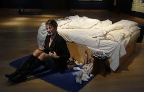 Tracey Emin My Bed by Artist Tracey Emin Whoops As Her U0027my Bed U0027 Fetches 2 5 Million Pounds