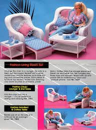 Barbie Living Room Furniture Set by Barbie Living Room 80 S Living Rooms And Room