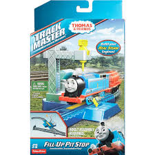 Thomas Tidmouth Sheds Toys R Us by Fill Up Pit Stop Thomas And Friends Trackmaster Wiki Fandom