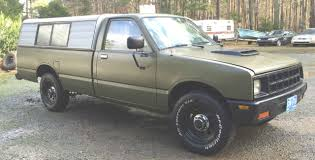100 Amigo Truck Tiny Trucks In The Dirty South 1985 Isuzu Pup Pickup Diesel C223