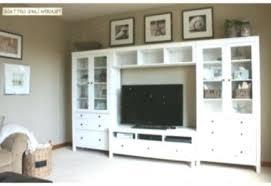 wohnzimmer tv wand ideen ikea hacks speicher 19 ideen