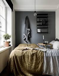 Bedroom Grey Wall Ideas Gray