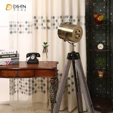 Material For Curtains And Blinds by Dihin 1 Pc Embroirdered Thick Cloth Linen Cotton Material Curtains