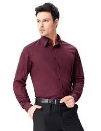 luxury men u0027s stylish u0026 slim fit long sleeve casual shirt dress