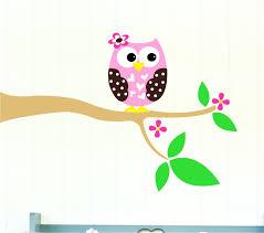 Owl Bedroom Wall Stickers by Owl Wall Decals For Boy Nursery U2013 Gutesleben