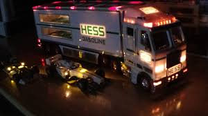 2003 Hess Truck With 2 Race Cars Unboxing And Light Show - YouTube Amazoncom Hess 1990 Colctable Toy Tanker Truck Toys Games 2003 Commercial Youtube Hess 2001 Mini Race Car Transport Truck 4th Issue By Mobile Museum The Michael Alan Group Toys Values And Descriptions 2009 Chrome Mini Space Shuttler Very Rare Special Edition 2017 Dump With Loader Trucks The Year Guide 19982017 Complete Et Collection Of Miniatures Trucks 20 2016 And Dragster 1999 Minature Fire