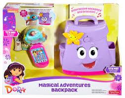 Dora The Explorer Kitchen Set Walmart by Nickelodeon Dora And Friends Magical Adventures Backpack Walmart Com