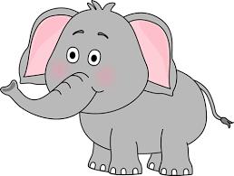 Cute Elephant Clip Art Cute Elephant Image