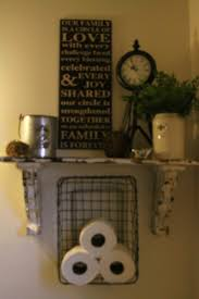 Half Bathroom Decorating Ideas Pictures by My Bathroom Decor Shabby Chic Decor Pinterest Bath House