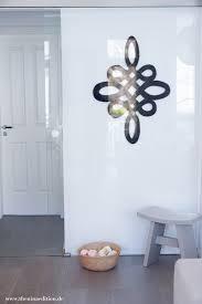 interieur diy ornament für die glastür im wohnzimmer the