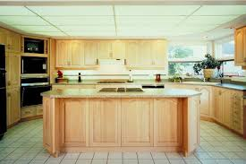 Pickled Oak Cabinets Glazed by What Paint Goes With Pickled Oak Cabinets Hunker