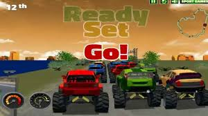 Monster Truck Rally Games ( Full Money ) - Monster Truck Games ...